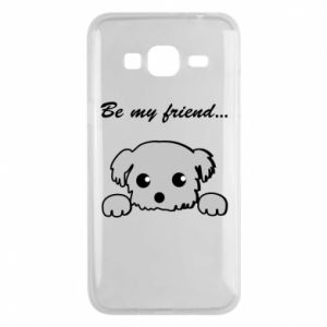 Etui na Samsung J3 2016 Be my friend