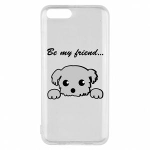 Etui na Xiaomi Mi6 Be my friend