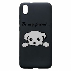 Etui na Xiaomi Redmi 7A Be my friend