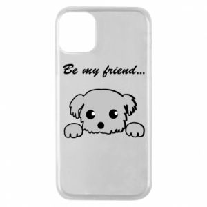 Etui na iPhone 11 Pro Be my friend