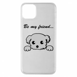 Etui na iPhone 11 Pro Max Be my friend