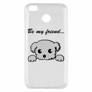 Xiaomi Redmi 4X Case Be my friend