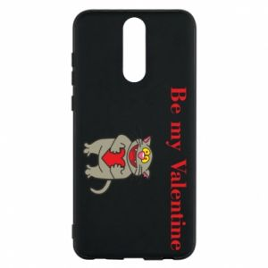 Phone case for Huawei Mate 10 Lite Be my Valentine