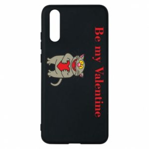 Phone case for Huawei P20 Be my Valentine