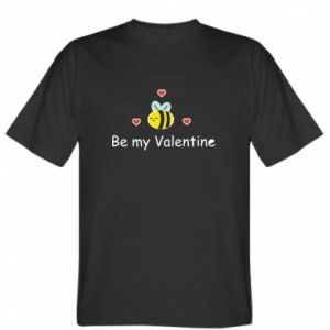 T-shirt Bee and hearts