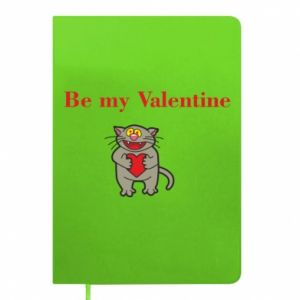 Notepad Be my Valentine