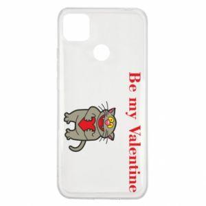 Xiaomi Redmi 9c Case Be my Valentine