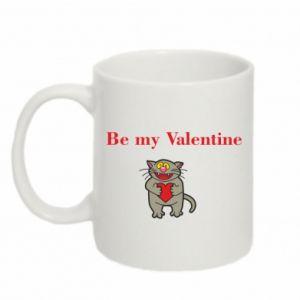 Kubek 330ml Be my Valentine