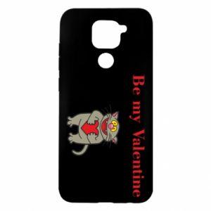 Xiaomi Redmi Note 9 / Redmi 10X case % print% Be my Valentine