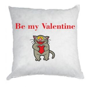 Pillow Be my Valentine