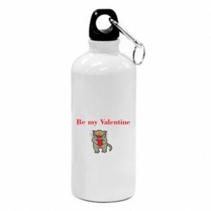 Water bottle Be my Valentine