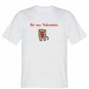 Koszulka Be my Valentine