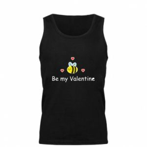 Męska koszulka Pszczoła i serce