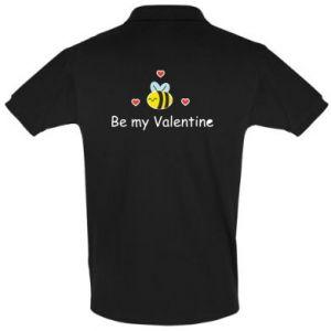 Koszulka Polo Pszczoła i serce