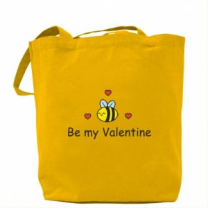 Torba Pszczoła i serce
