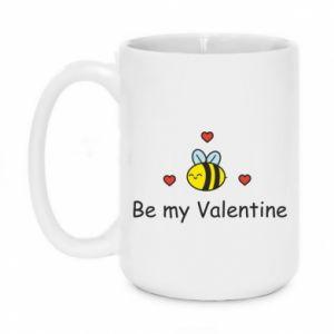 Kubek 450ml Pszczoła i serce