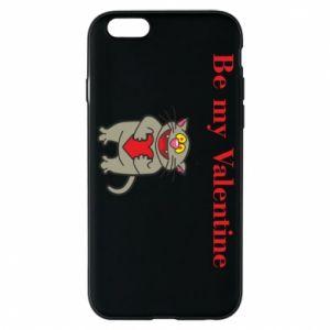 Etui na iPhone 6/6S Be my Valentine