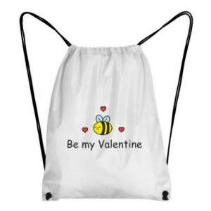Plecak-worek Pszczoła i serce