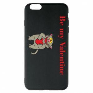 Etui na iPhone 6 Plus/6S Plus Be my Valentine