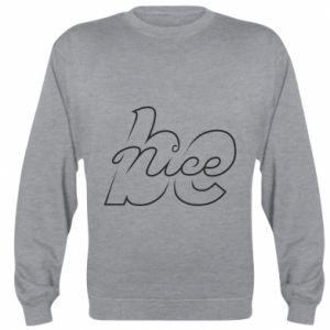 Bluza Be nice contour