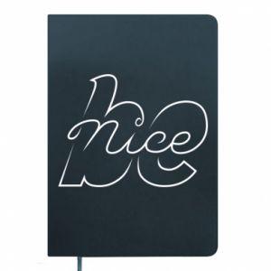 Notes Be nice contour