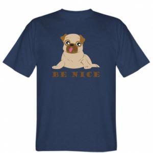 Koszulka Be nice