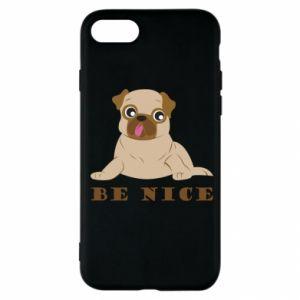 iPhone SE 2020 Case Be nice