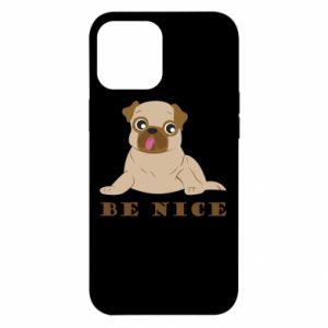 iPhone 12 Pro Max Case Be nice