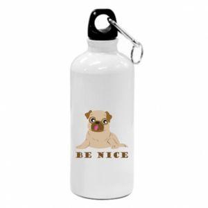 Water bottle Be nice