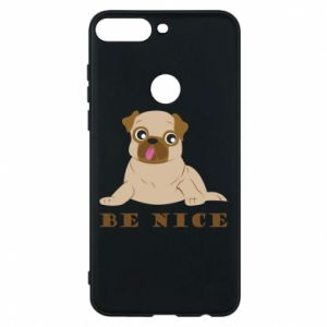 Phone case for Huawei Y7 Prime 2018 Be nice