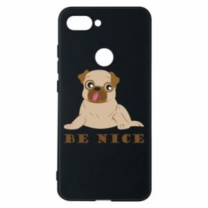 Phone case for Xiaomi Mi8 Lite Be nice