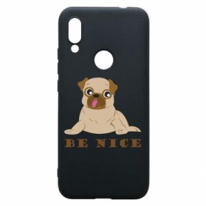 Phone case for Xiaomi Redmi 7 Be nice