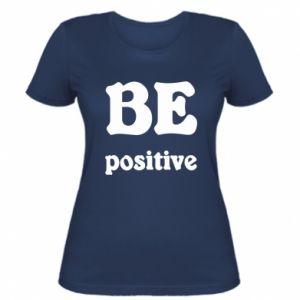 Damska koszulka BE positive