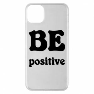 Etui na iPhone 11 Pro Max BE positive