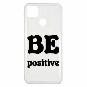 Etui na Xiaomi Redmi 9c BE positive
