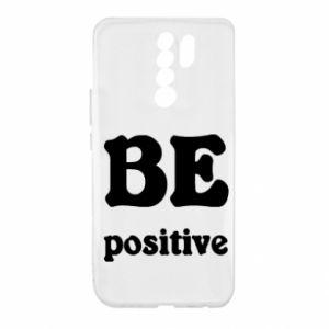 Etui na Xiaomi Redmi 9 BE positive