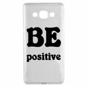 Etui na Samsung A5 2015 BE positive