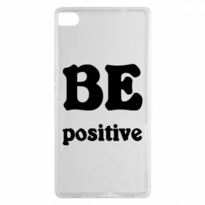 Etui na Huawei P8 BE positive