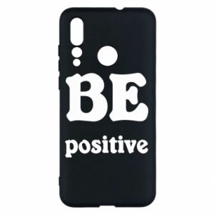Etui na Huawei Nova 4 BE positive