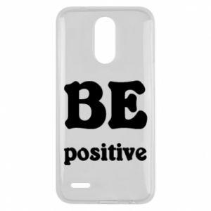 Etui na Lg K10 2017 BE positive
