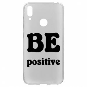Huawei Y7 2019 Case BE positive
