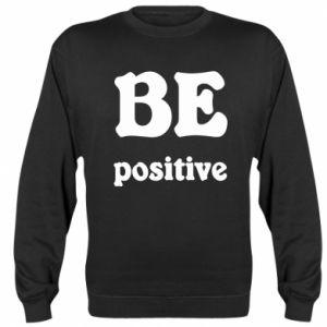 Sweatshirt BE positive