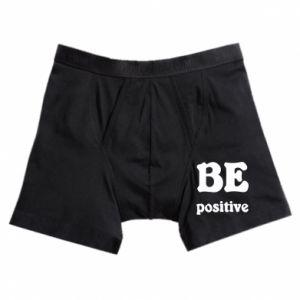 Boxer trunks BE positive