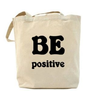 Bag BE positive