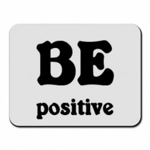 Mouse pad BE positive