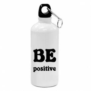 Water bottle BE positive