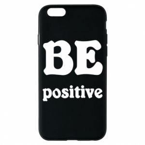 Etui na iPhone 6/6S BE positive
