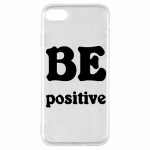 Etui na iPhone 8 BE positive
