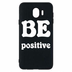 Etui na Samsung J4 BE positive