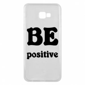 Phone case for Samsung J4 Plus 2018 BE positive